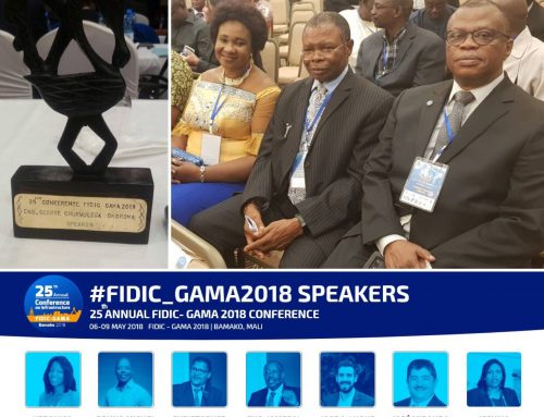 Reflection on the 25th Annual FIDIC-GAMA 2018 Conference