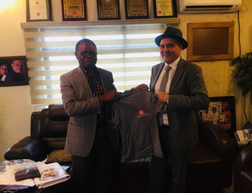 3 DAY WORKING VISIT TO NIGERIA – EXPLORING FOREIGN-LOCAL PARTNERSHIP