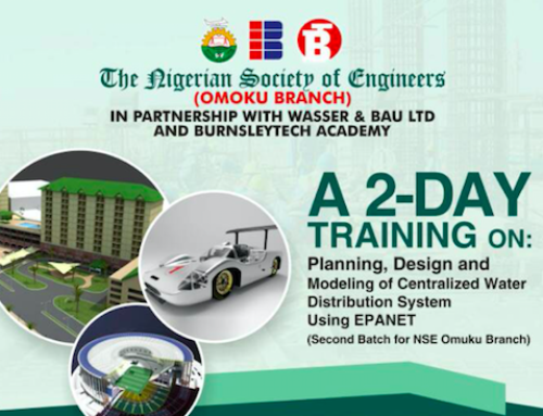A 2-Day Training on EPANET