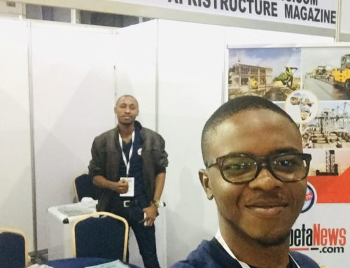 BURNSLEY, DELIVERS THE BIGGEST CONSTRUCTION EVENT IN NIGERIA
